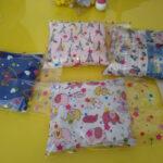 Almofadas térmicas: use para aliviar dores em bebês até adultos